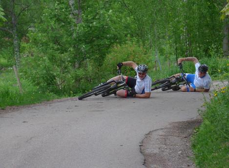 Sveriges första 100miles Mtb-lopp