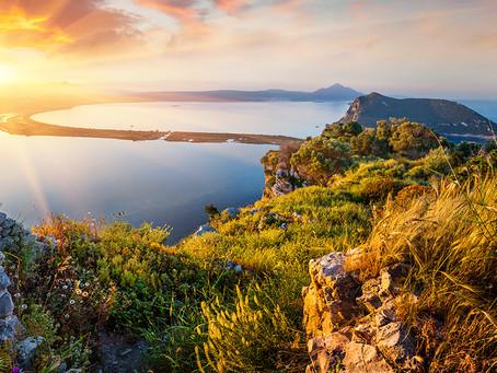 10 saker att älska i Peloponnese!