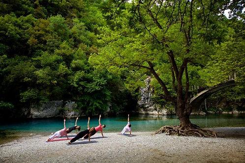Yoga & Wellness resa Epirus - Grekland   [ ANMÄLAN STÄNGD]
