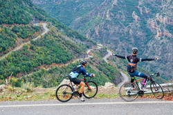 Cykelresa 2020 Peloponnesos