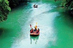 Rafting i Epirus