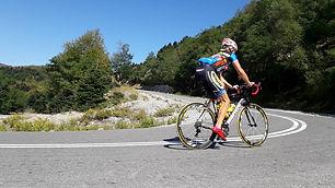 Cykelresa Lvg - EVIA
