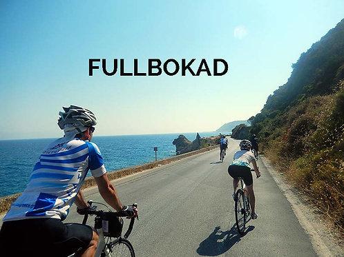 Cykelresa Landsväg-EVIA  [FULLT]