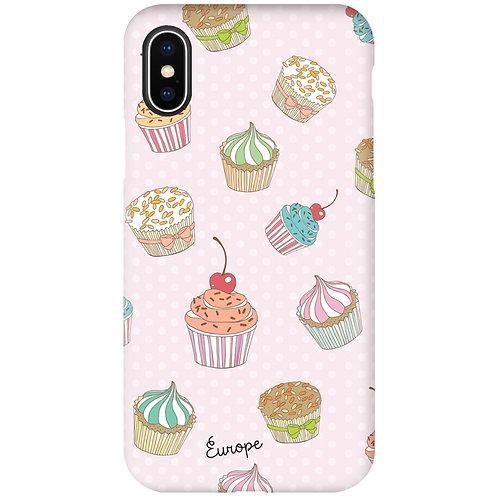 Cupcake (Pink Pastel) - รุ่น Dual Guard