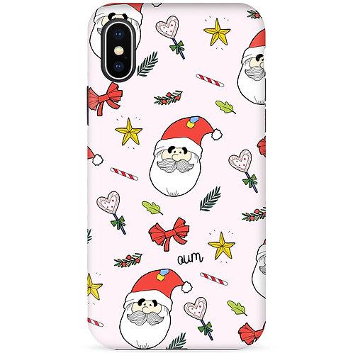 Ho Ho Ho Santa Claus (Pink) - รุ่น Dual Guard
