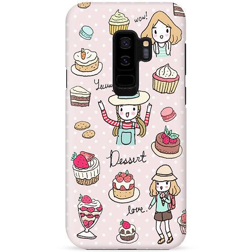Dessert Delight (Pink / White Dot) - รุ่น Dual Guard