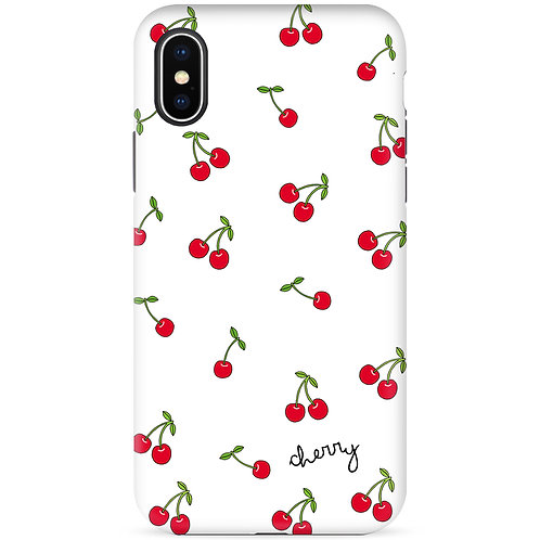 Cherry (White) - รุ่น Dual Guard