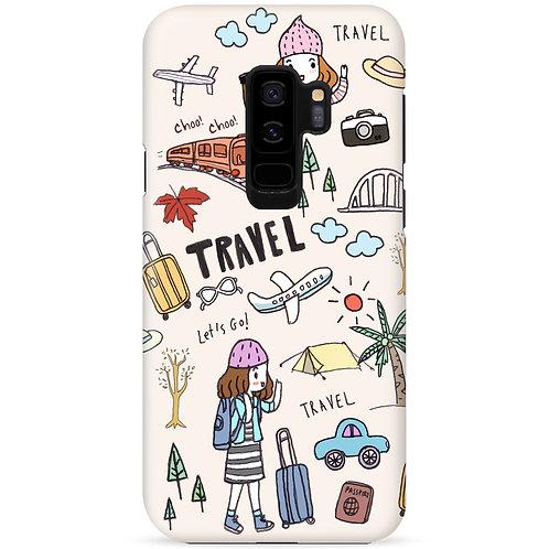 Let's go travel (Cream) - รุ่น Dual Guard