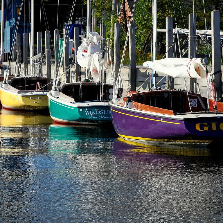 Les Cheneaux Islands Antique Wooden Boat Show and Festival of Arts