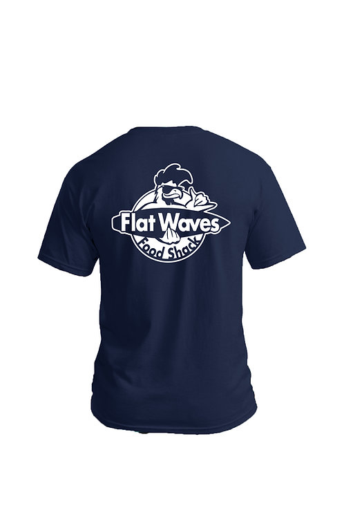 Flat Waves T-Shirt