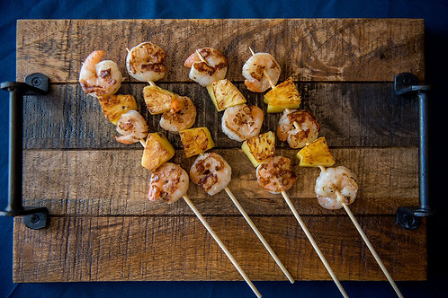 Jumbo Shrimp Kabobs