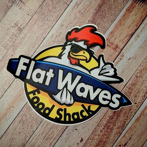 Chicken Mo Sticker