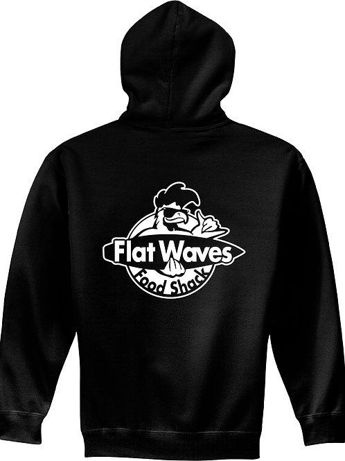 Flat Waves Hoodie