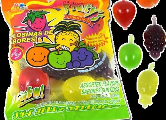 Din Don Jelly Fruit Snack