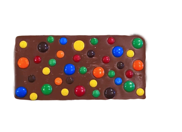 M&M Chocolate Bar