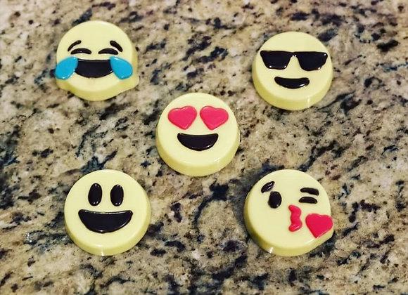 Emoji Chocolate Oreo Set