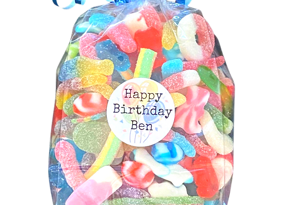 Large Candy Bag (750g)