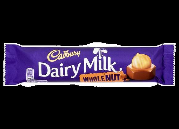 Cadbury Dairy Milk - Whole Nut