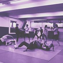 Self-défense au féminin Club Judo Mundolsheim