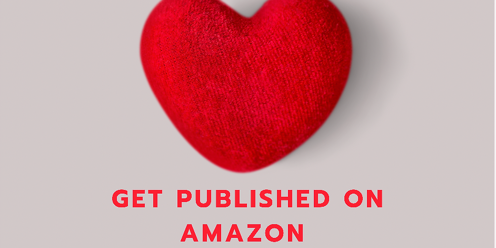 How to get your journal on Amazon!