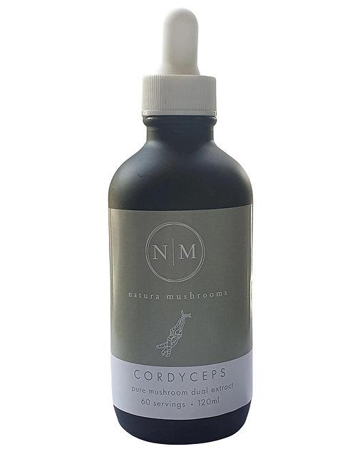 Cordyceps Mushroom Dual Liquid Extract