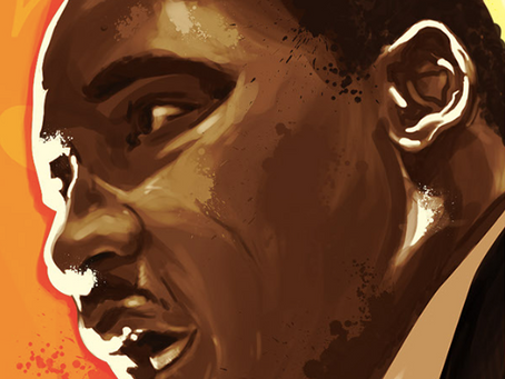 Library News: Dreaming of MLK