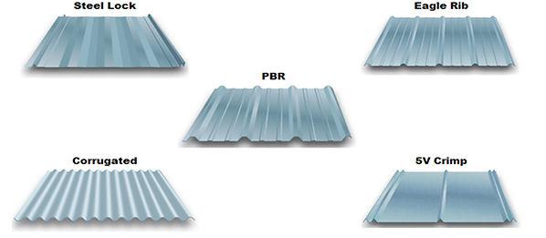 Steel lock metal roofing, PBR Metal roofing, eagl rib metal roofing, corrugate metal roofing,5V crimp metal roofing