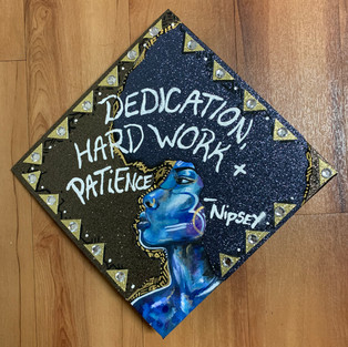 Custom Graduation Hat