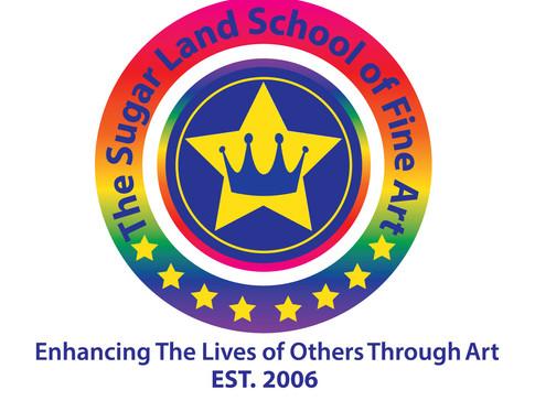 Sugar Land School of Fine Art New Logo