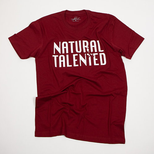 """""""Natural & Talented"""" Tee"""
