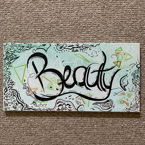 """""""Beauty"""" Painting"""