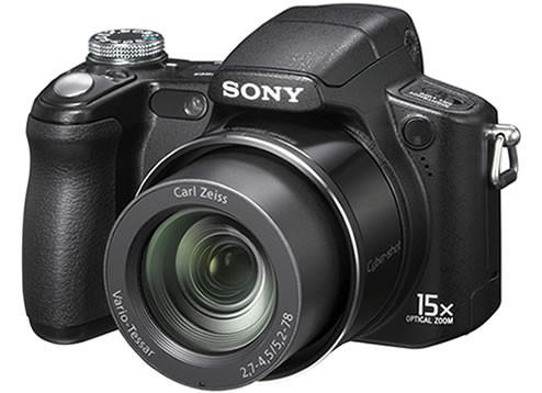 Sony H50, minha primeira câmera, para valer!