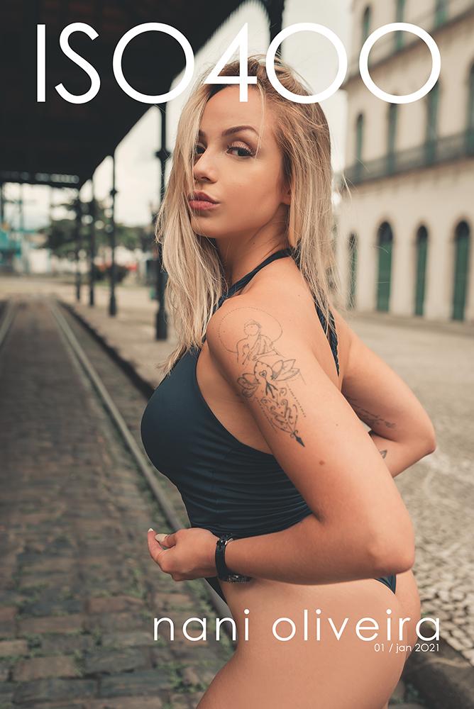 Edição 01 - Nani Oliveira