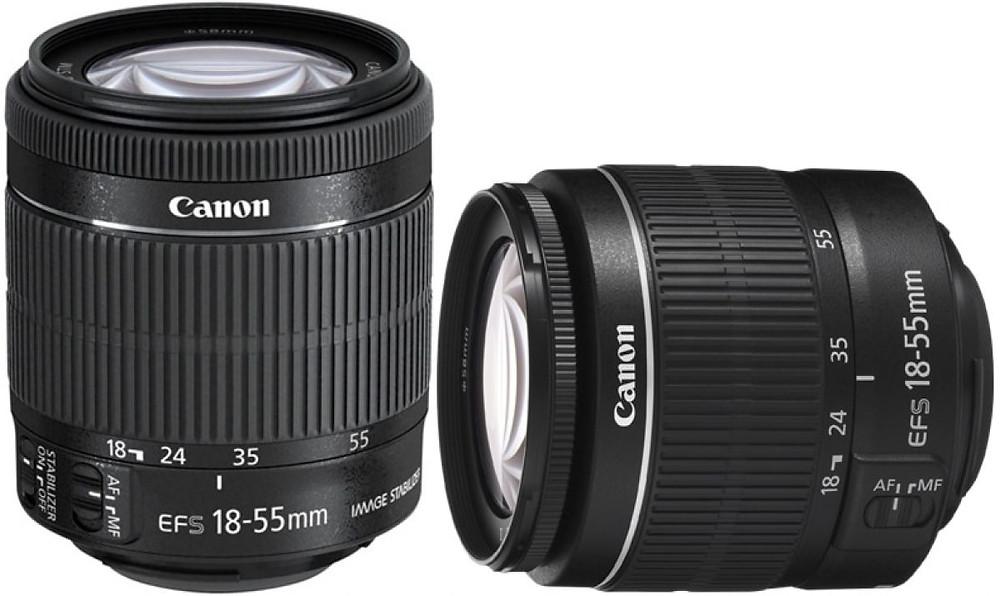 18-55mm, a boa e velha lente do kit!