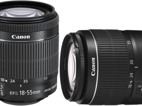 Como fazer boas fotos com a lente do kit?