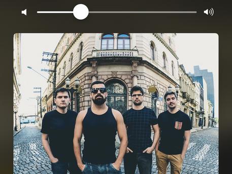 Novo EP da banda Divisão