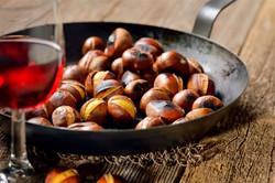 Wine & Chestnuts