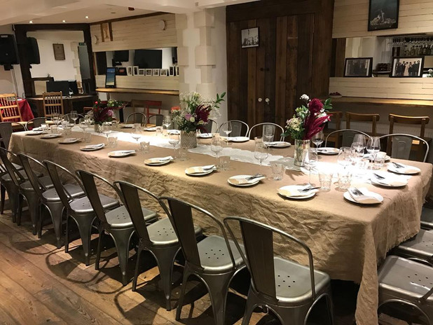 Wedding Private Function Room