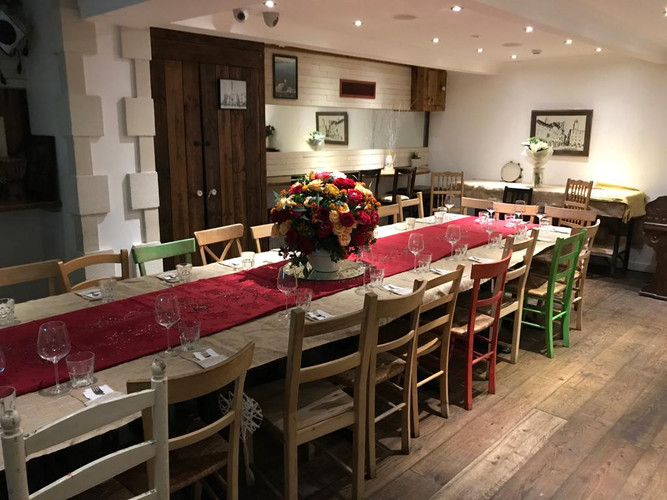 Birthday Private Function Room