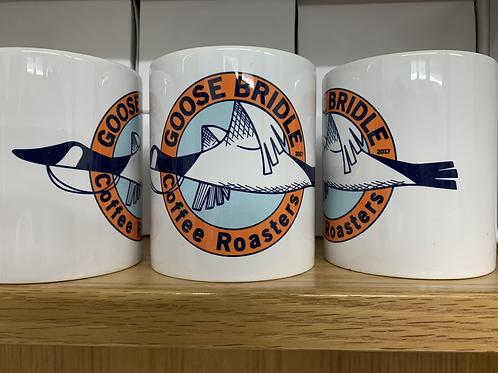 Goose Bridle Logo Mug