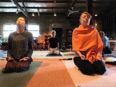 Learn About Isha Yoga Programs At Adiyoga Studio