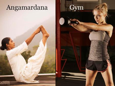 Gym vs Angamardana