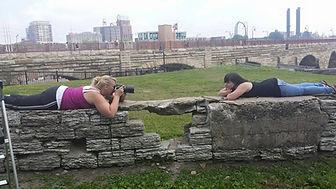senior photos and headshots in hopkins mn