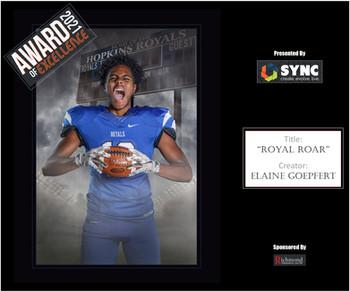 SYNC Award of Excellence 2021 - Royal Ro