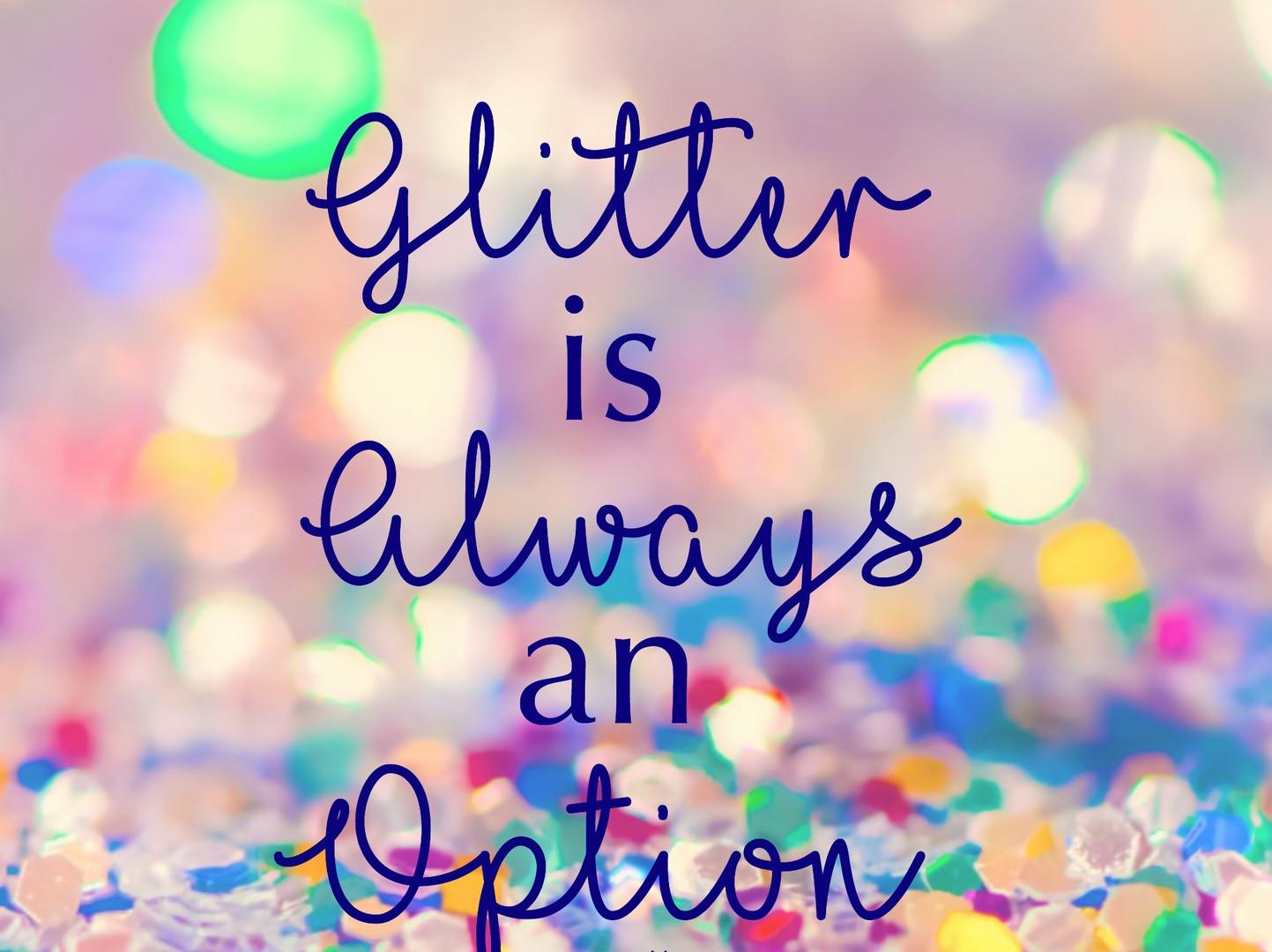 Glitter Dreams!