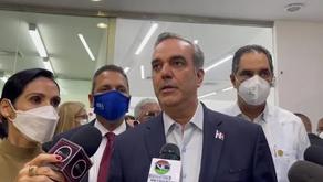"""Luis Abinader sobre Operación Falcón: """"En este país ya no hay vacas sagradas"""""""