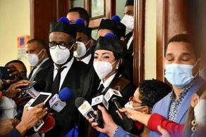 """Yeni Berenice sobre Jean Alain: """"El tribunal se dio cuenta que existen riesgos procesales"""""""