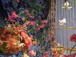 cours de bouquet de Clarisse a FUKUOKA.