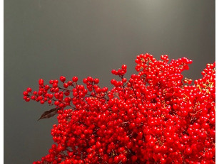 お正月花の販売