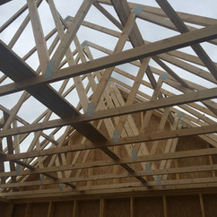 Timber Frame Construction by All Timber Frames